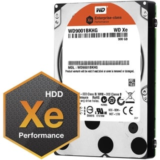 "WD XE WD9001BKHG 900 GB 2.5"" Internal Hard Drive - SAS"