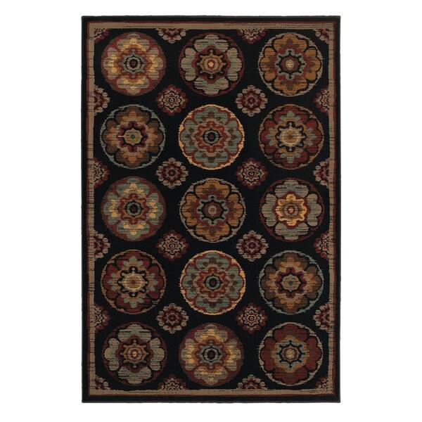 Mosaic Tiles Rug (5'3 x 7'10)