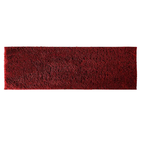 Somette Grace Chili Pepper Red Cotton 22 x 60 Bath Runner
