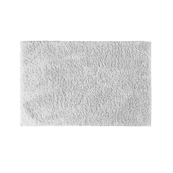 Somette Grace White Cotton 24 x 40 Bath Rug