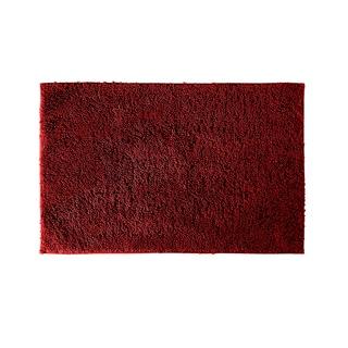 Somette Grace Chili Pepper Red 24x40 Cotton Bath Rug