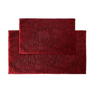 Simple Wildon Home  Devinne 2 Piece Red Bath Rug Set Amp Reviews  Wayfair