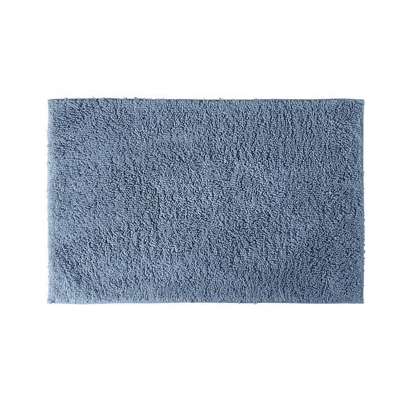 Somette Grace Sky Blue Cotton 30 x 50 Bath Rug