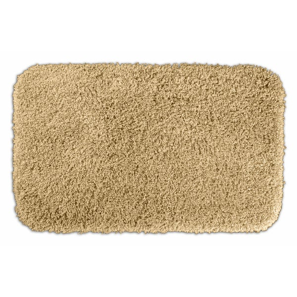 Somette Serenity Golden Sand 24x40 Bath Rug