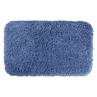 Somette Serenity Basin Blue 24 x 40 Bath Rug