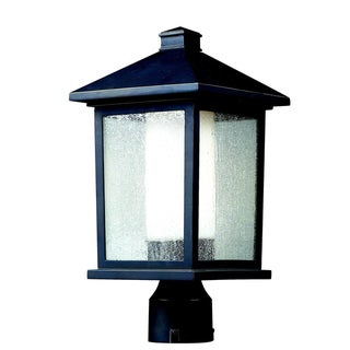 'Mesa' Oil-Rubbed Bronze Outdoor 100-Watt Post Light