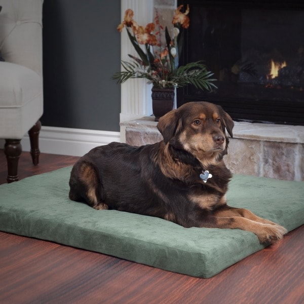 PAW Forest Orthopedic Pallet Pet Bed
