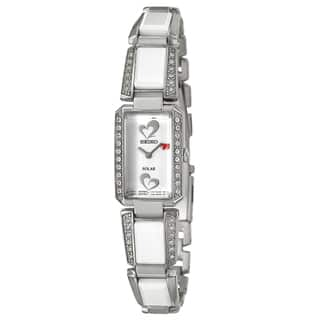 Seiko Women's SUP185 'Tressia' American Heart Association Edition Watch|https://ak1.ostkcdn.com/images/products/7972150/7972150/Seiko-Womens-Tressia-American-Heart-Association-Edition-Watch-P15342181.jpg?impolicy=medium