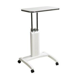 Precision White Laptop Stand