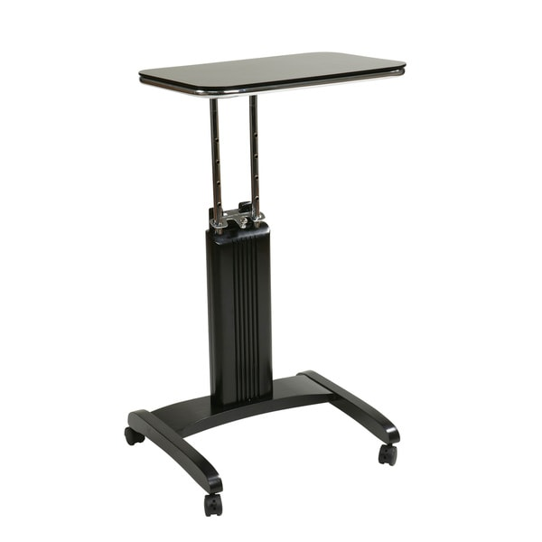 Adjustable Black Precision Laptop Stand