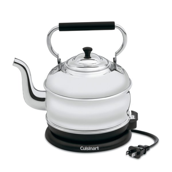 Cuisinart RK-17FR 1.75-quart Traditional Cordless Electric Kettle (Refurbished)