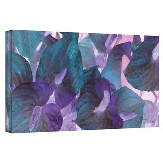 Herb Dickinson 'Blue Dream' Gallery-Wrapped Canvas