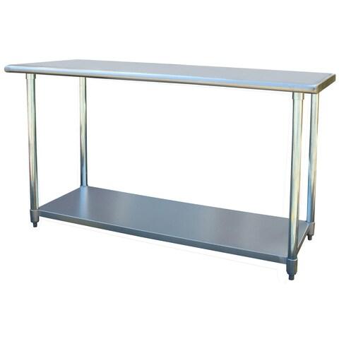 Sportsman Series Stainless Steel Work Table (24 x 60)