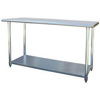 Sportsman Series Stainless Steel Work Table (24 x 60)