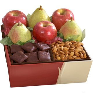 Sweet and Crunchy Delight Gift Box