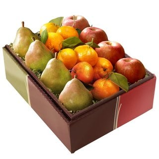 Link to California Delight Fruit Trio Gift Box Similar Items in Gourmet Food Baskets