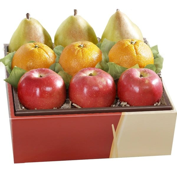 California Fruit Trio Deluxe Gift Box. Opens flyout.