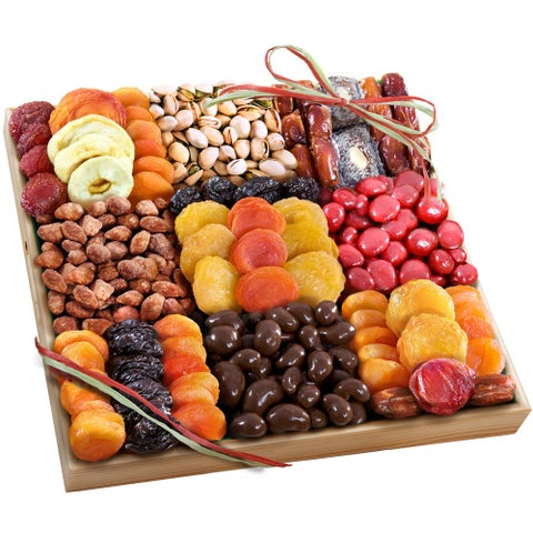 Sweetness Extravaganza Dried Fruit Tray
