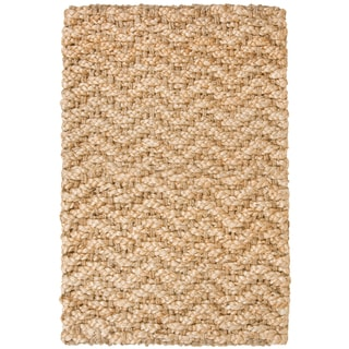 Kosas Home Harrington Gold Jute Rug (8' x 10')