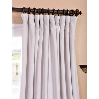 White, Blackout Curtains & Drapes - Shop The Best Deals For Apr 2017