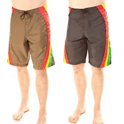 Rasta Surf Waves Men's Board Shorts (Nepal)|https://ak1.ostkcdn.com/images/products/7972515/Rasta-Surf-Waves-Mens-Board-Shorts-Nepal-P15342659.jpg?impolicy=medium