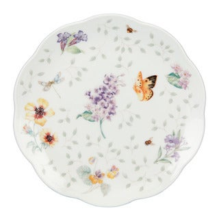 Lenox Butterfly Meadow 4-piece Assorted Petite Dessert Plates Set