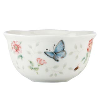 Lenox Butterfly Meadow 4-piece Assorted Petite Bowl Set