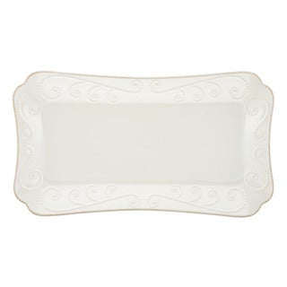 Lenox French Perle Hors d'Oeuveres Tray