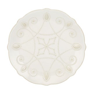 Lenox French Perle Assorted White Plates (Set of 4)