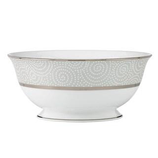 Lenox Pearl Beads Serving Bowl
