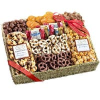 Chocolate and Crunch Grande Gourmet Snack Gift Tray