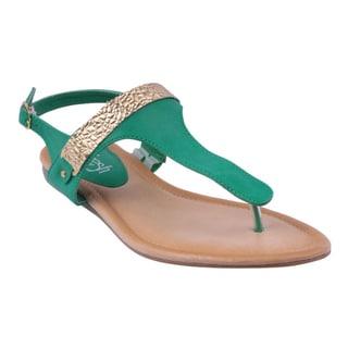 Refresh by Beston Women's 'KIKI-10' Sandals