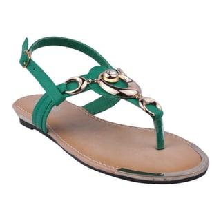 Refresh by Beston Women's JETTA-09 Sandals