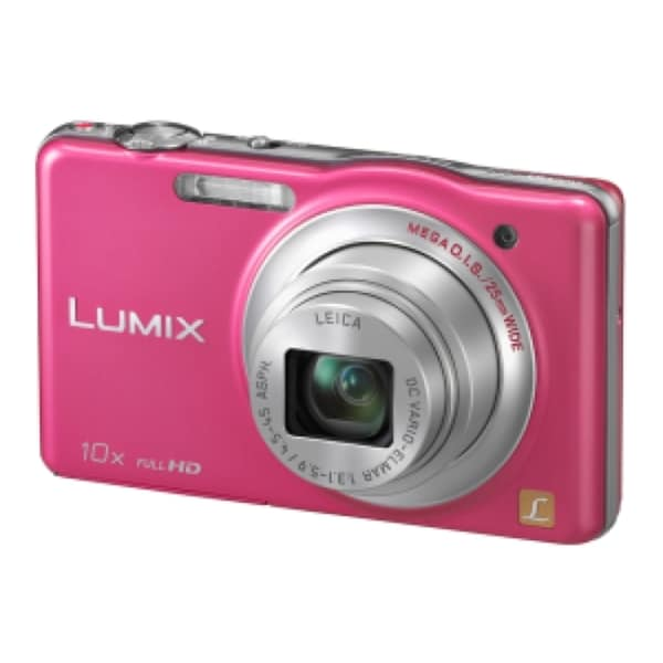 Panasonic LUMIX DMC-SZ7 14.1MP Pink Digital Camera