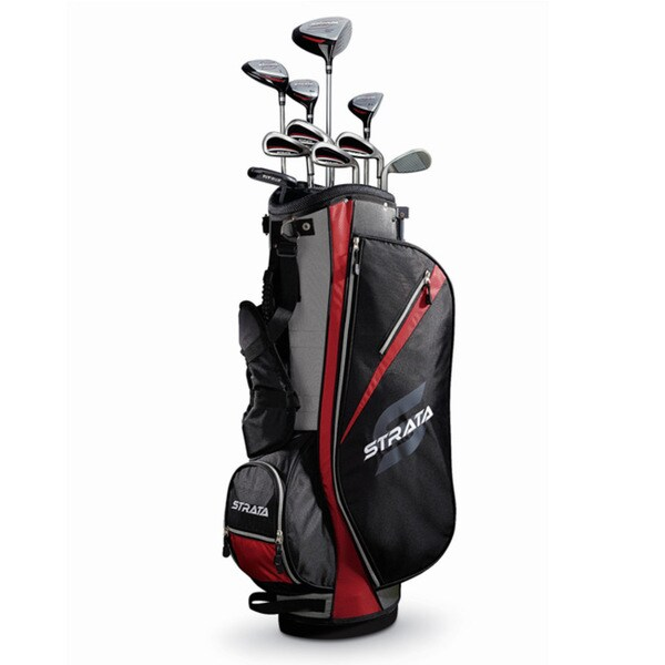 Callaway Mens Strata 13-Piece Golf Complete Set
