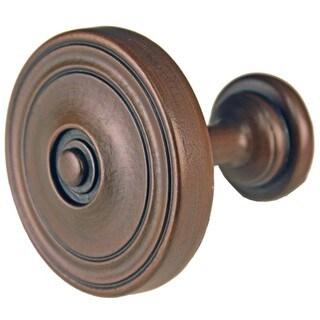 Menagerie Simplicity 2-inch Black Walnut Drapery Holdback