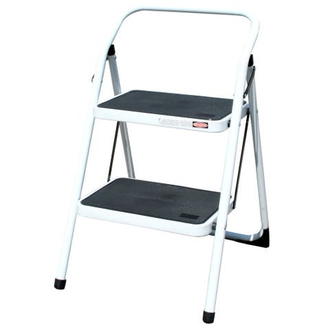 AmeriHome Two Step Utility Stool