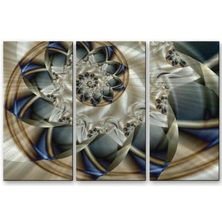 'Anniversary' 3-piece Metal Wall Sculpture Set