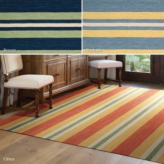 Barclay Butera Oxford Area Rug by Nourison (7'9 x 10'10)