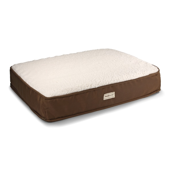 Shop PoochPlanet TenderCare Therapeutic Foam Pet Bed-Small