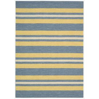 Barclay Butera Oxford Portside Area Rug by Nourison (5'3 x 7'5)
