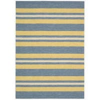 Barclay Butera Oxford Portside Area Rug by Nourison - 5'3 x 7'5