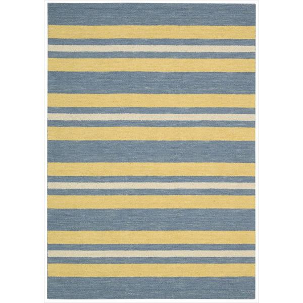 Barclay Butera Oxford Portside Area Rug by Nourison (7'9 x 10'10)