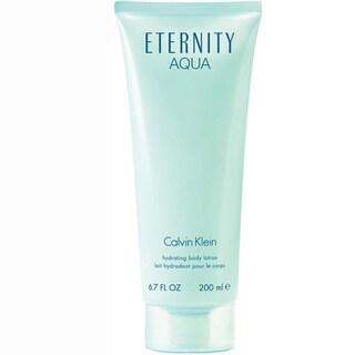 Calvin Klein Eternity Aqua Women's 6.7-ounce Body Lotion