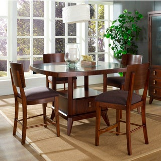 Somerton Dwelling Perspective 5-piece Counter Height Dining Set