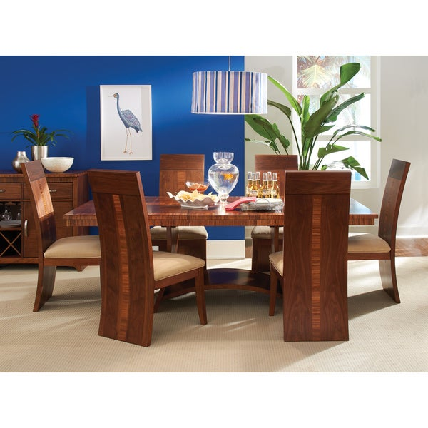 Somerton Dwelling Milan 7 Piece Dining Set Free Shipping