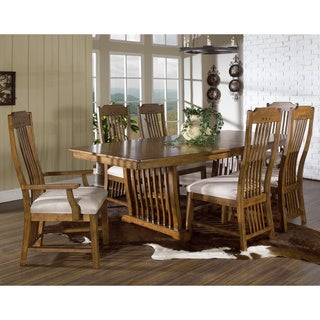 Somerton Dwelling Craftsman 7-piece Dining Set