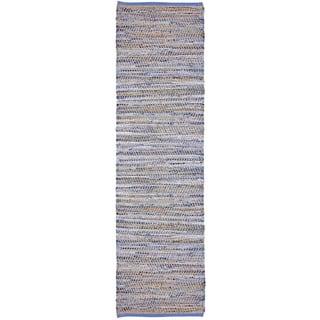 Blue Jeans Hand-woven Denim/ Hemp Runner Rug (2'6 x 8')|https://ak1.ostkcdn.com/images/products/7975164/7975164/Blue-Jeans-Hand-woven-Denim-Hemp-Runner-Rug-26-x-8-P15344738.jpg?impolicy=medium