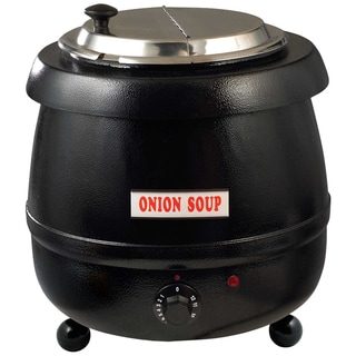 Winco 10.5-quart Electric Soup Warmer