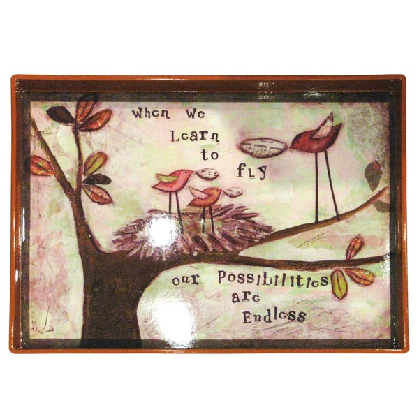 Notions by Jay Kandy Myny Day Dreams Learn to Fly Tray